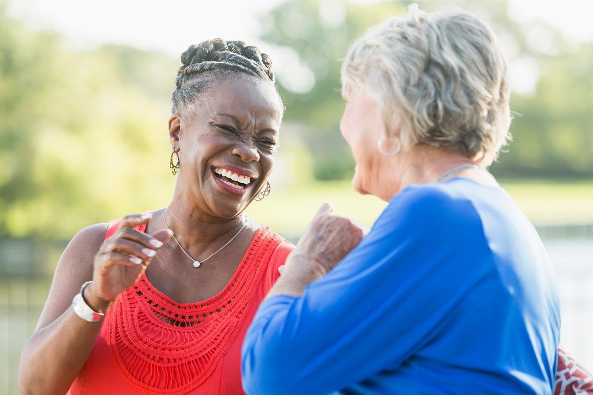 Speak Freely & Be Heard … a wellness tip