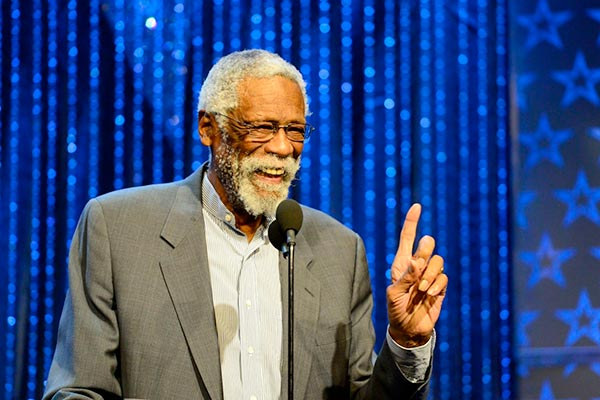 Wisdom for Your Relationship » by NBA All-Star Bill Russell