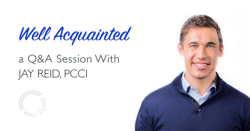 Well Acquainted - Jay Reid, PCCI
