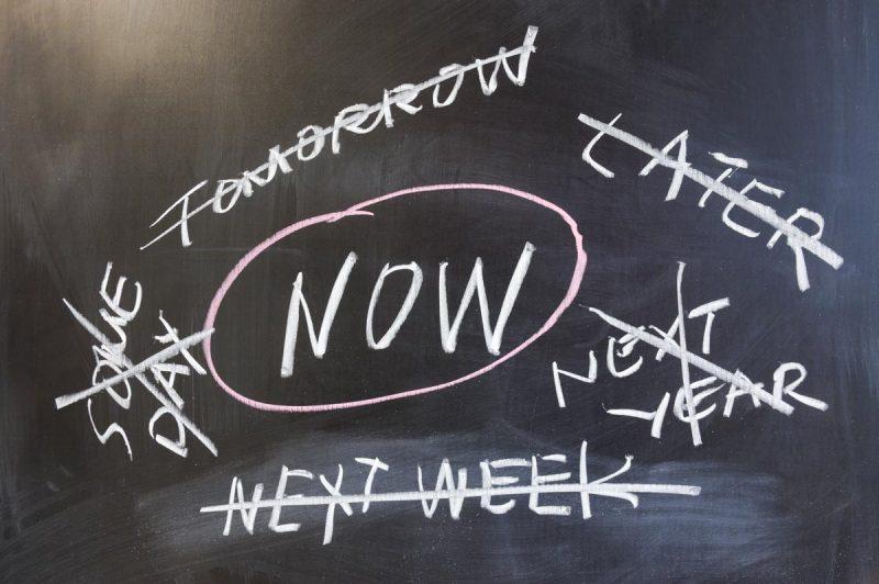 Get help with procrastination