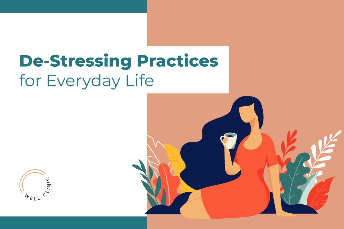 8 Ways to Manage Stress