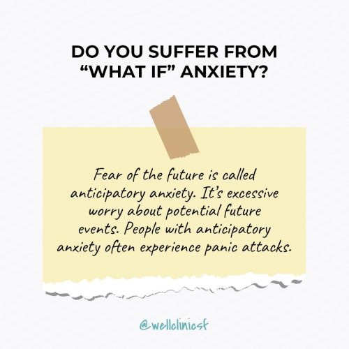 Blog Image 1 for Blog Post 5 Tips to Feel Less Anxiety About the Future