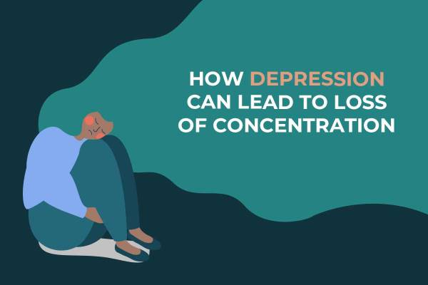 Featured Image for How Depression Can Lead to Loss of Concentration Blog Posting
