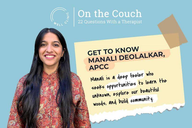 Main Image for Well SF Clinic's Manali Deolalkar