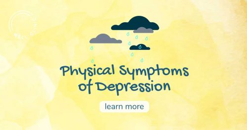 Physical Symptoms Depression