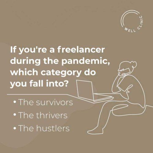 Freelancer Stress During Pandemic