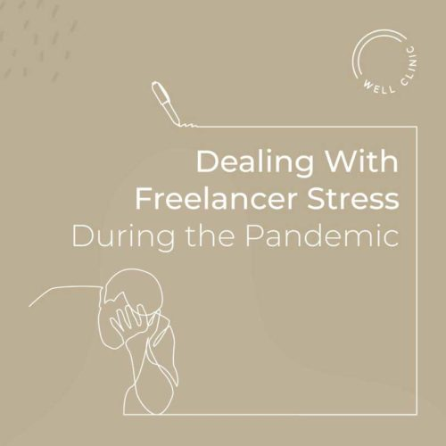 Dealing with Freelancer Stress