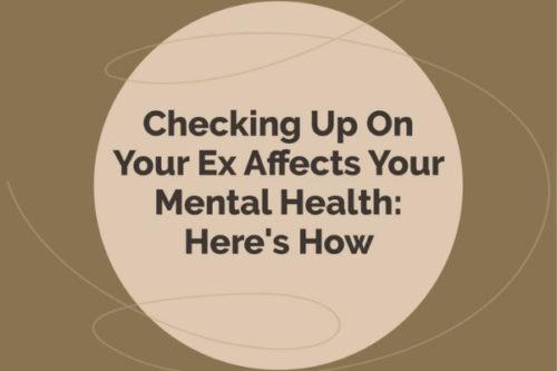 Mental Health and Facebook Stalking